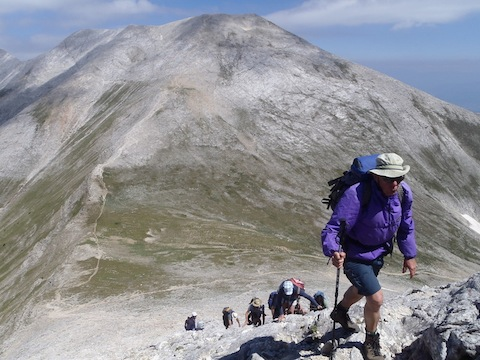 Walking Holidays in the Pirin Mountains